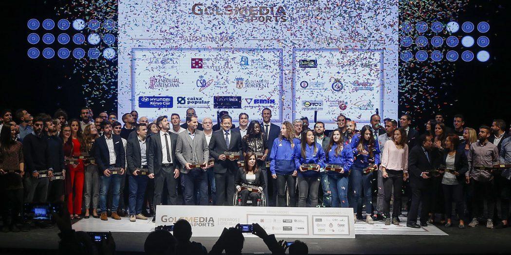Gala Golsmedia Sports 2018