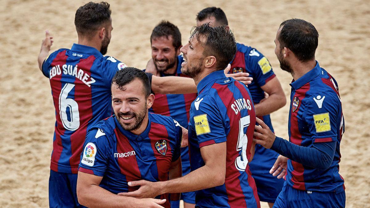 Gol Levante Euro Winners Cup 2019