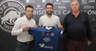 Jacobo Lara Bisontes Castellón FS