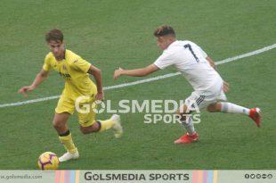 Villarreal-Real Madrid juvenil copa del rey