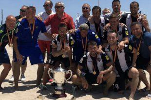 LUD Fútbol Playa Copa RFEF