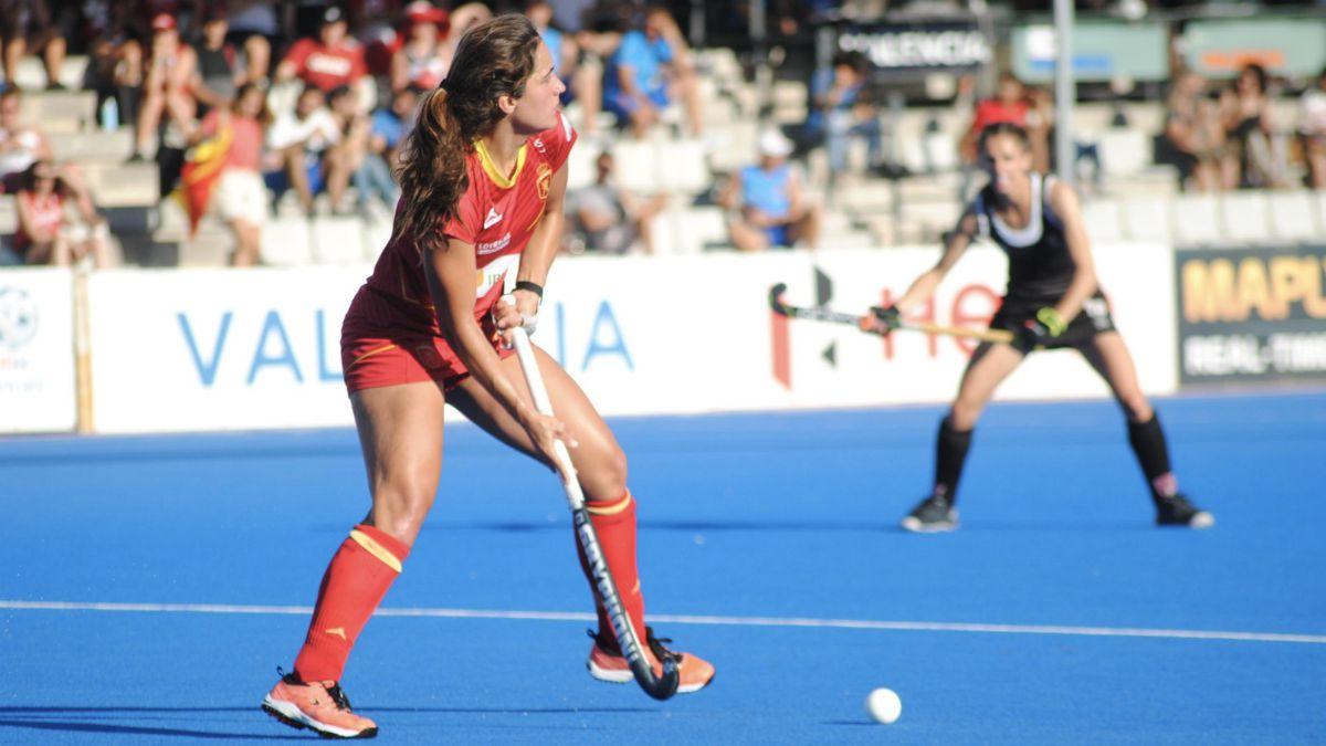 Lola Riera Valencia Hockey Series Final Women 2