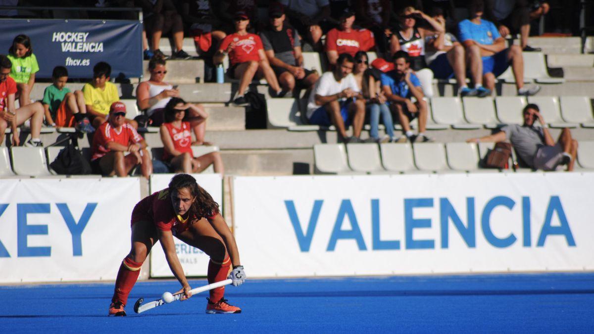 Lola Riera Valencia Hockey Series Final Women 3