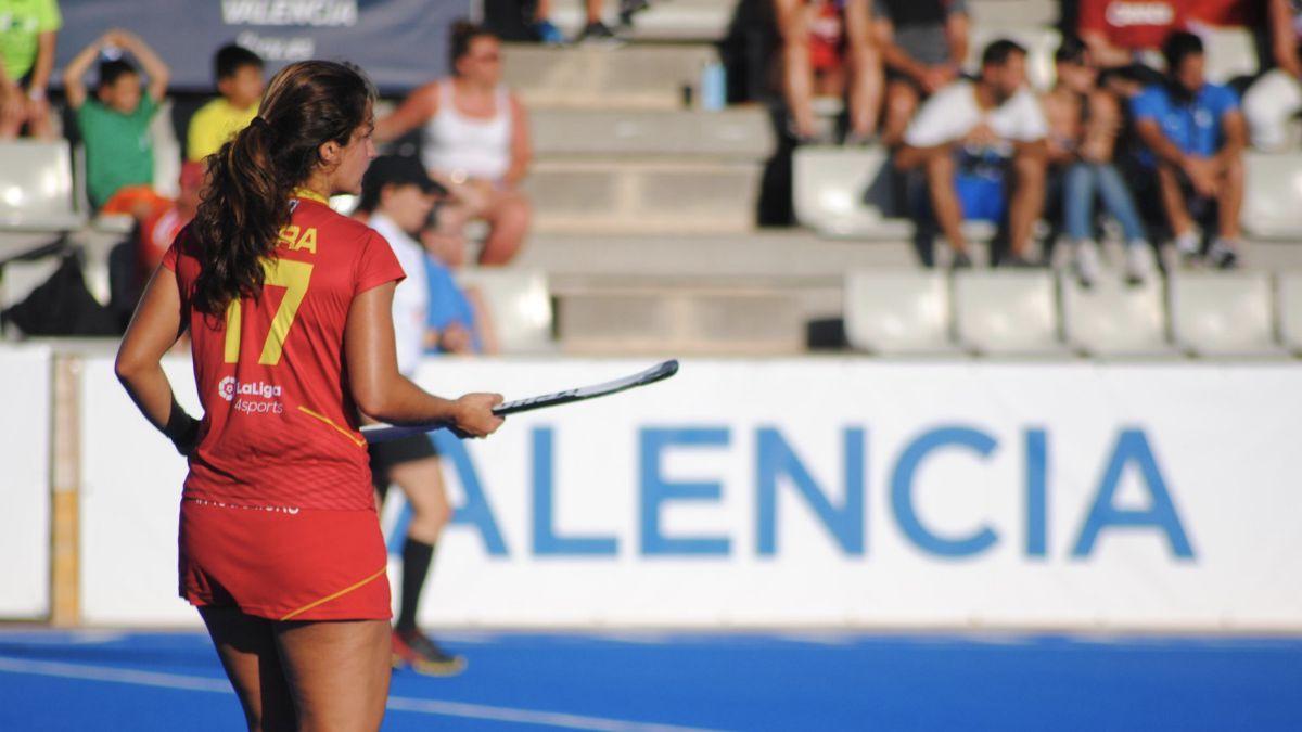 Lola Riera Valencia Hockey Series Final Women