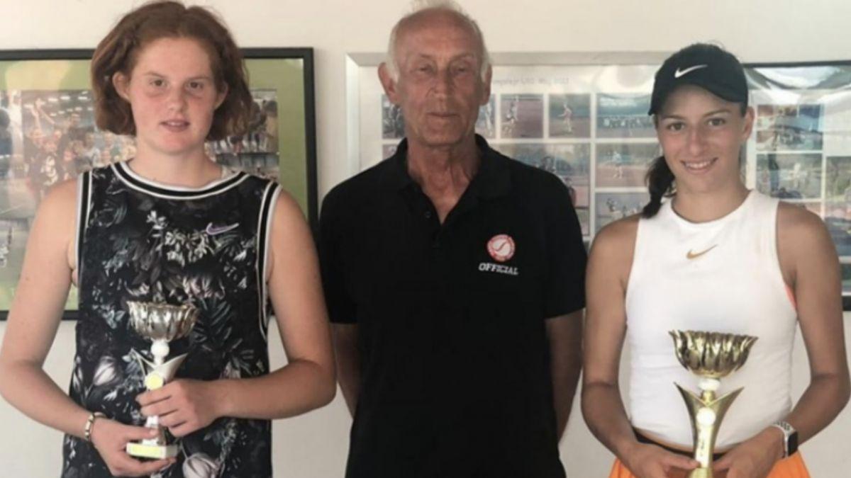 Lucía Llinares Torneo de Hillerød