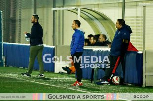 Marín y Rodri entrenador entrante y saliente Torrent CF