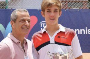 Miguel Pérezz Torneo de Limassol 2019