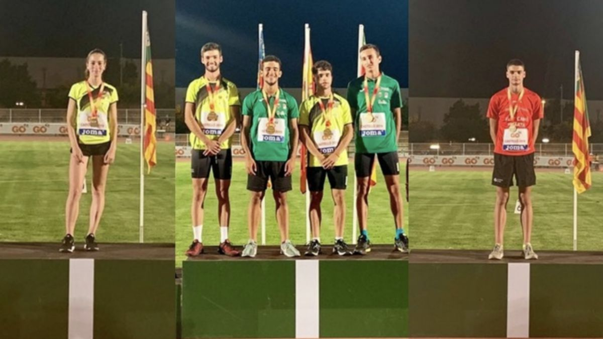 Nacional Sub-18 Atletismo Castellón