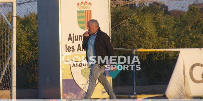 Paco Saiz entrenador Alqueries