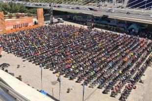 Panorámica Desafío Bestcycling 2019