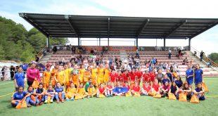 Partido fútbol femenino Atzeneta