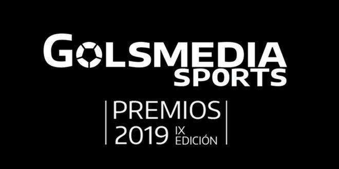 Premios Golsmedia Sports 2019 negro