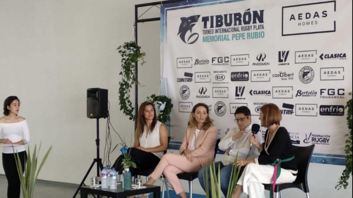 Presentación Torneo Internacional Rugby Playa Tiburón 2019