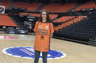 Raquel Carrera Valencia Basket