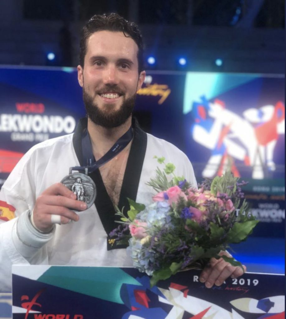 Raúl Martínez Grand Prix Roma 2019