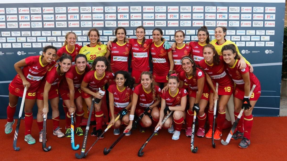 España Hockey Series Finals Valencia