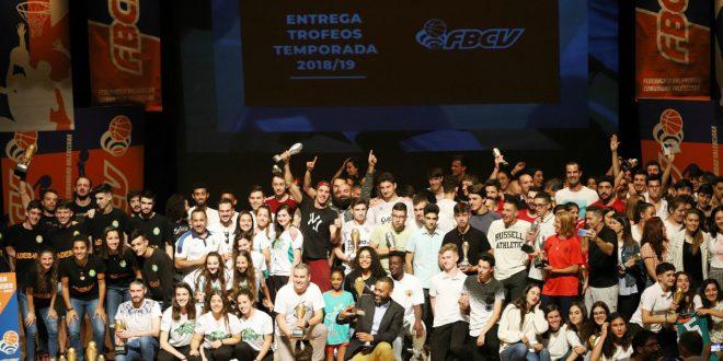 Trofeos FBCV 18-19 Alicante