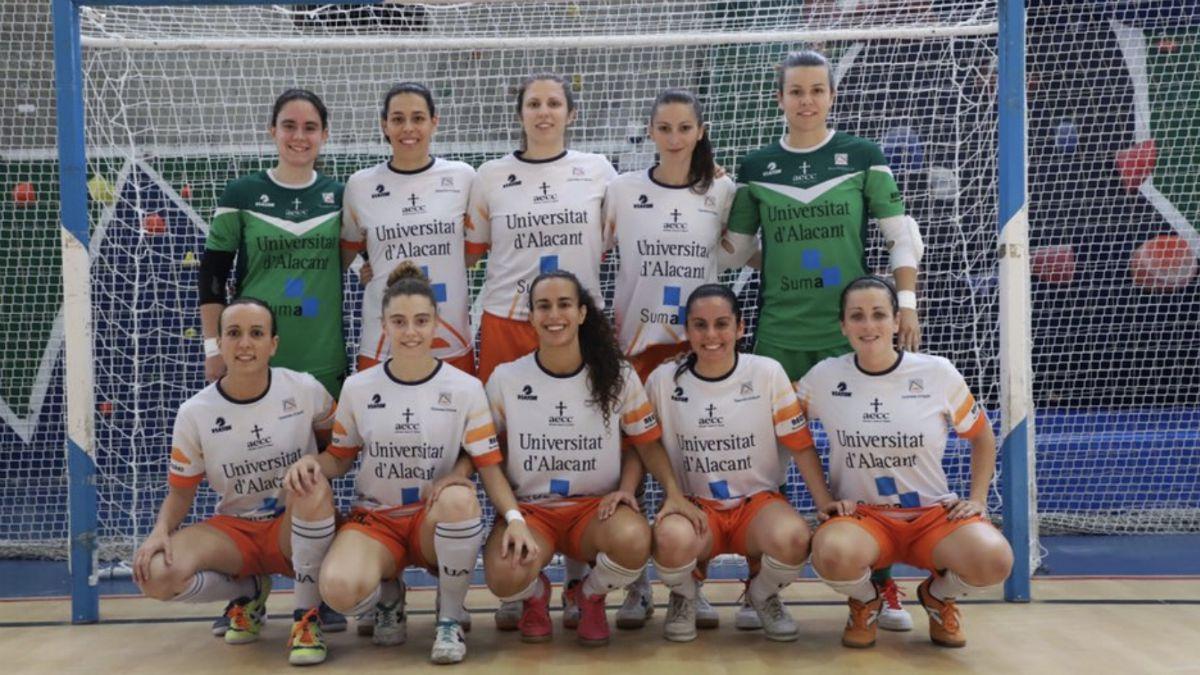 UA Alicante 1ª División Futsal