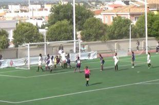 Vídeo Femenino Copa FFCV Valencia Levante