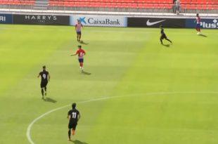 Vídeo Juvenil Copa del Rey Atlético de Madrid-Levante