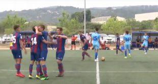 Vídeo Levante-Atlético de Madrid juvenil