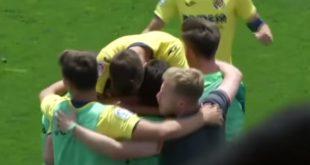 Vídeo Real Madrid-Villarreal juvenil