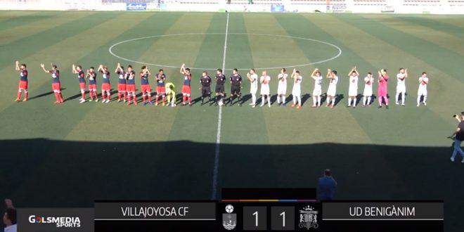 Vídeo Villajoyosa-Beniganim