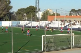 Vídeo goles promoción de ascenso a Tercera