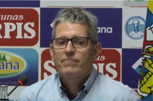 Vídeo presidente Alcoyano Juan Serrano