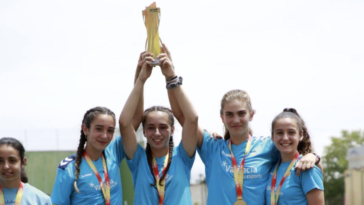 València Esports Nacional Sub-14 Ciudad Real