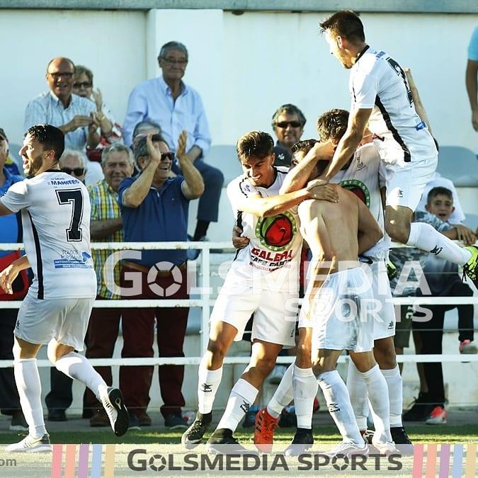 Villajoyosa CF Micky gol