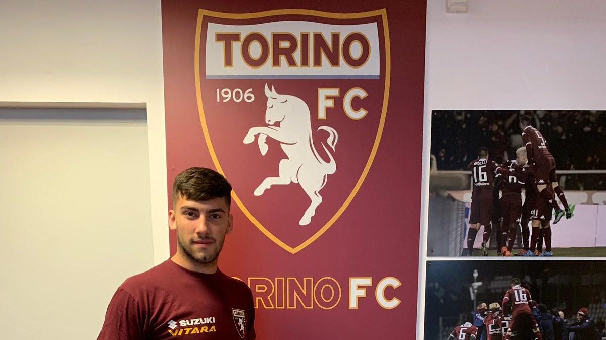 Zeballos juvenil Independiente Torino