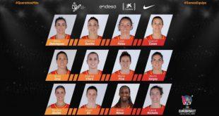 selección española Eurobasket 2019