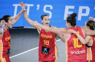 selección española femenina 3x3