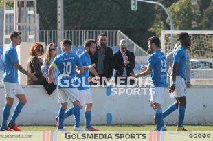 Jugadores del CFI Alicante