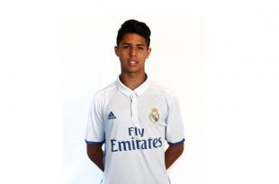 Bilal Ziani Real Madrid Acero