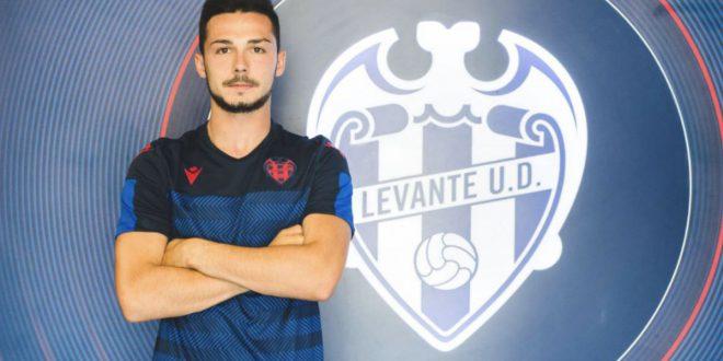 Jesús Bernal Atlético Levante