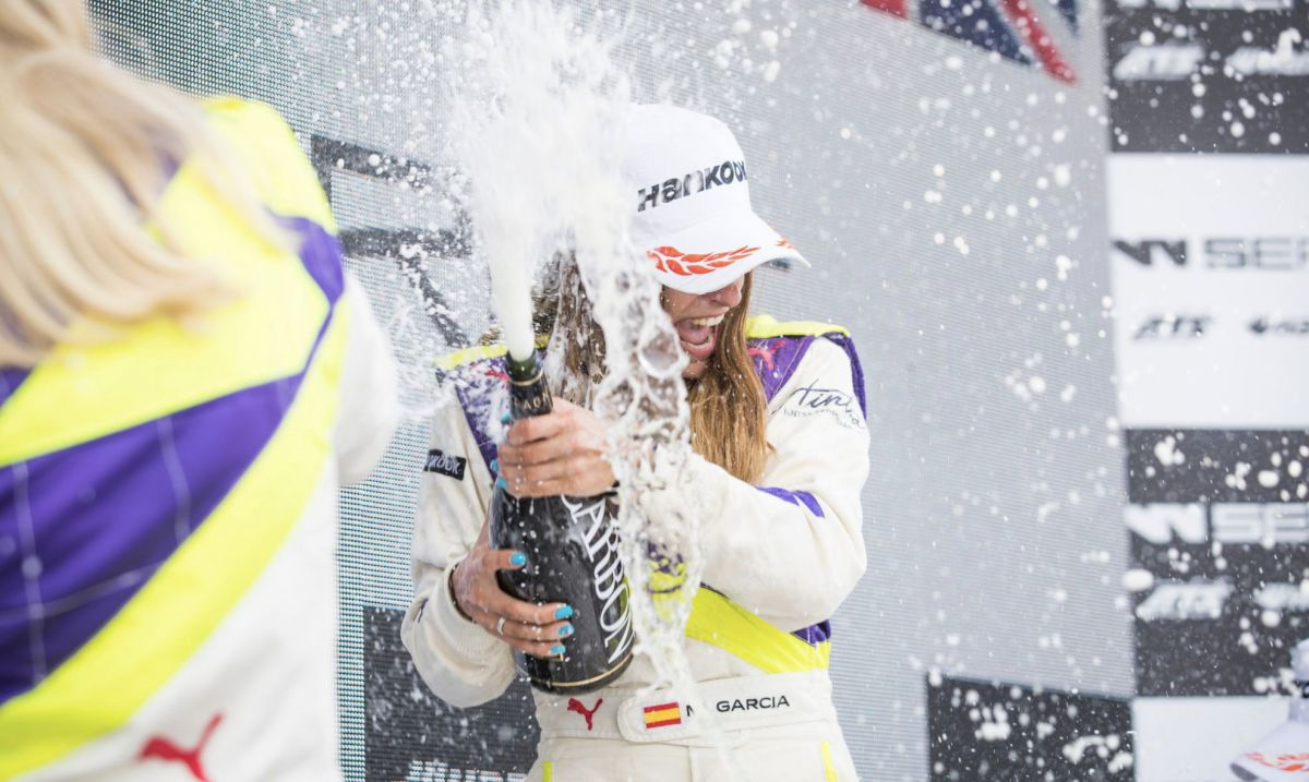 Marta García victoria Norisring