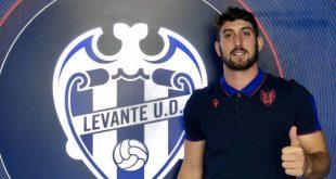 Elíseo Falcón Atlético Levante
