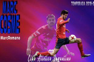 Marc Cosme Atlético Saguntino