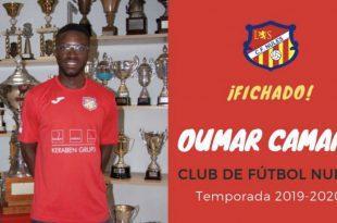 Omar Camara Nules CF