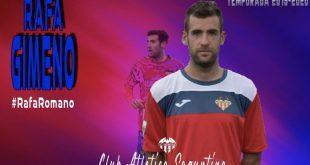 Rafa Atlético Saguntino