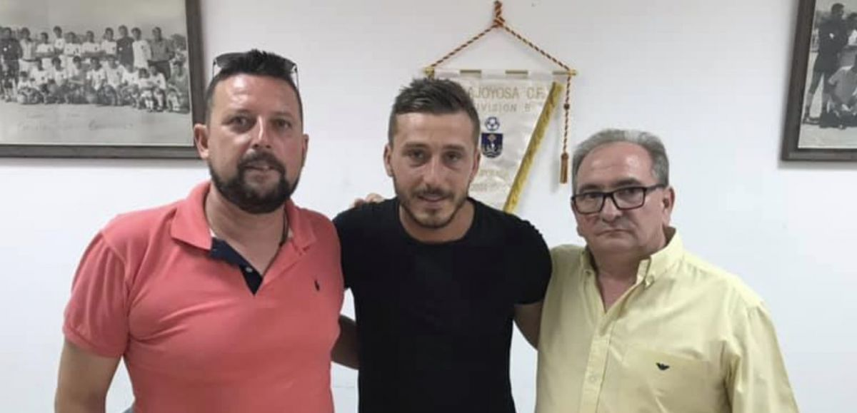 Fran Villajoyosa CF