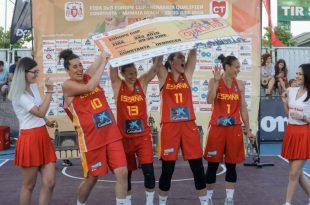 Clasificación Europeo 3x3 Debrecen