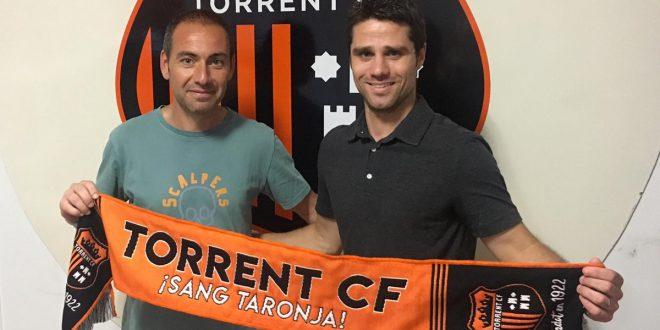 Dani Tebar Torrent CF
