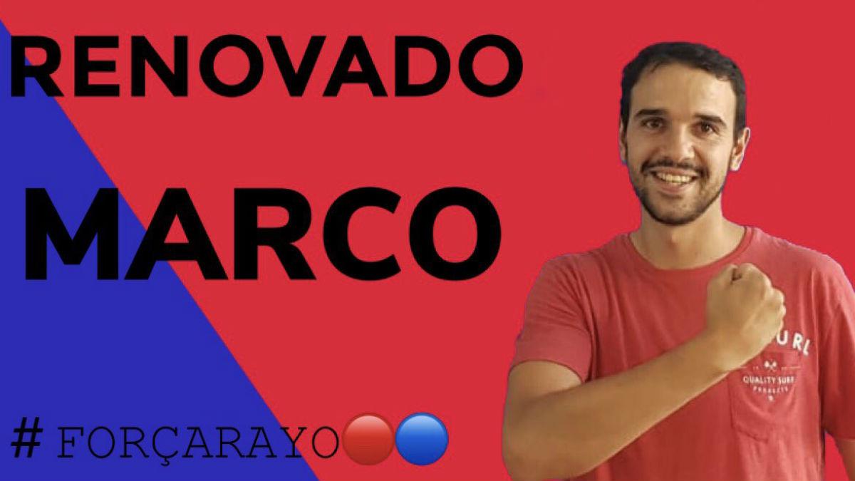 Marco UD Rayo Ibense