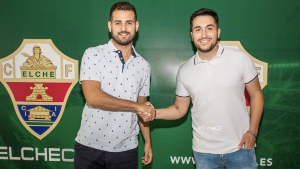 Elián Irefrank Elche CF Sala