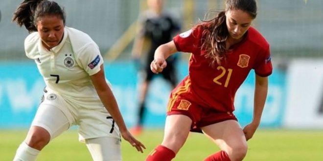 España femenina sub-19