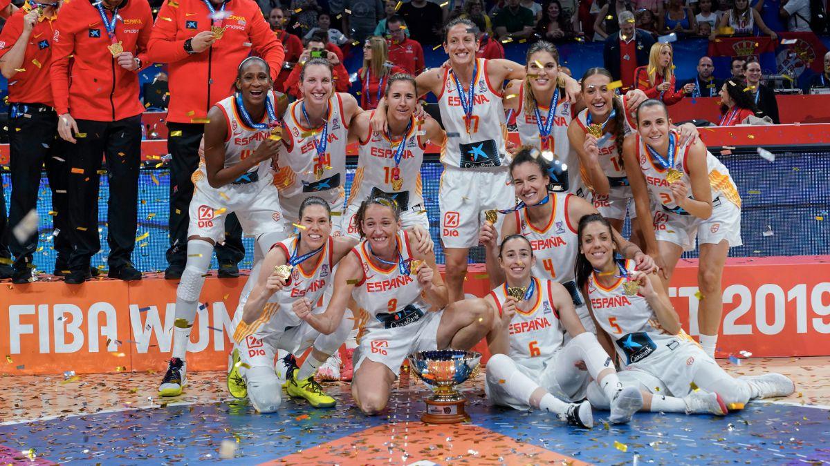 España campeón EuroBasket femenino 2019