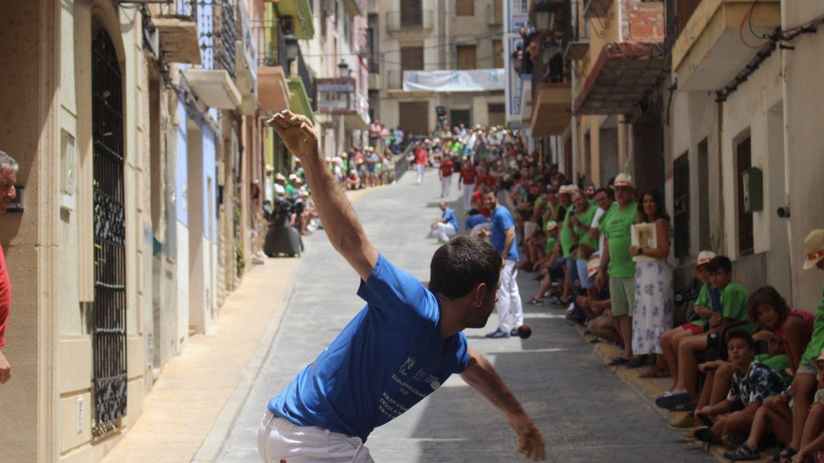 Final Llargues Trofeu Diputació Alacant 2019
